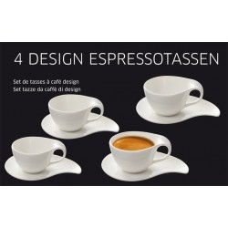 Design-Espressotassen Set