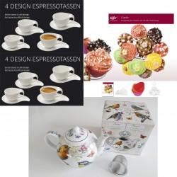 Kaffee und Tee Spar-Set