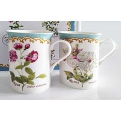 6 Tee- oder Kaffeebecher...