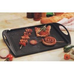 Grill- und Servierplatte