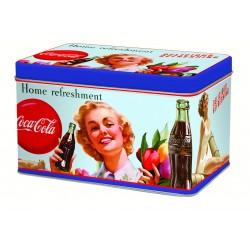 Coca-Cola Metalldosen
