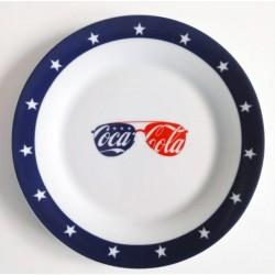 Coca-Cola Desserteller  Look-Stars and Stripes 2