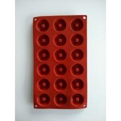 Macaron-Backmatte aus Silikon